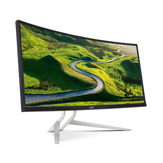 Acer Xr342ck 34 Ultrawide Qhd Con Retroiluminación Led De