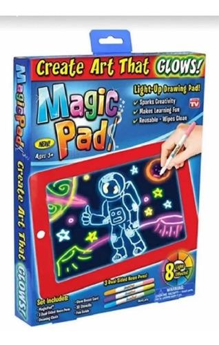 Tableta De Dibujo Con Luz Led/ Magic Pad
