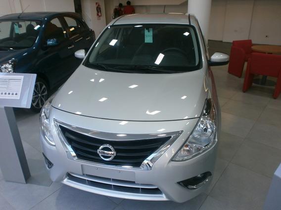 Nissan Versa Sense Mt 0km Linea Nueva - Entrega Inmediata