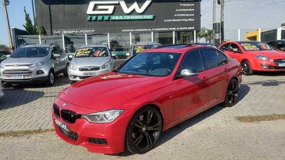 Bmw 335i 3.0 M Sport 24v Gasolina 4p Aut 2012