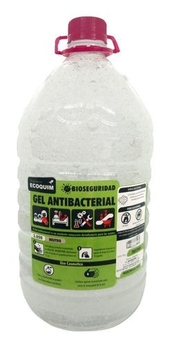 Gel Antibacterial - Galón - L a $11200