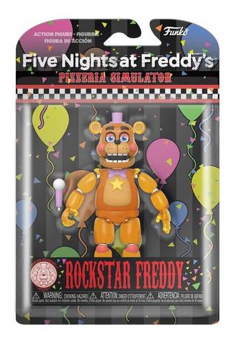 Five Night At Freddy - Rockstar Freddy - Funko - 14cm!!!