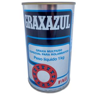 Graxazul Graxa Especial Para Rolamentos - Fag - 1kg