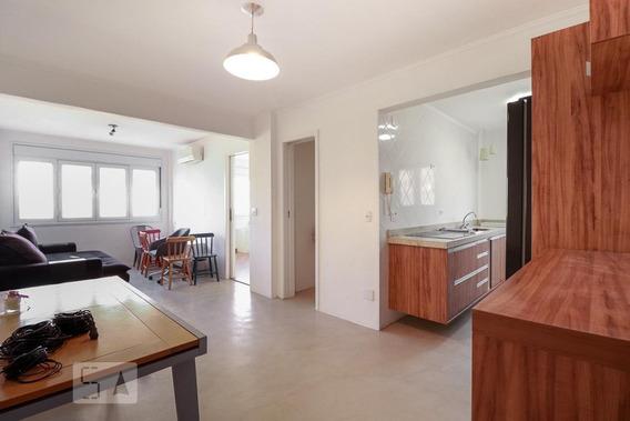 Apartamento Para Aluguel - Pinheiros, 1 Quarto, 60 - 893117076