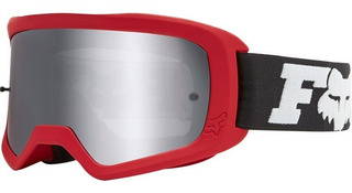 Goggle Fox Main Linc Spark Rojo Motocross All Road Mtb Bmx