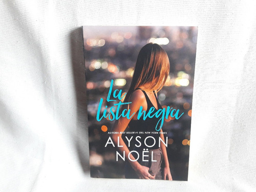 Imagen 1 de 8 de La Lista Negra Alyson Noel Harper Collins Español