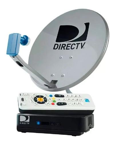 Directv  Alta Definicion Hd Prepago Hdmi Kit Completo