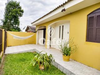 Casa No Bairro Pinheiro Machado, 3 Dormitórios, Suíte, 2 Box - 2089