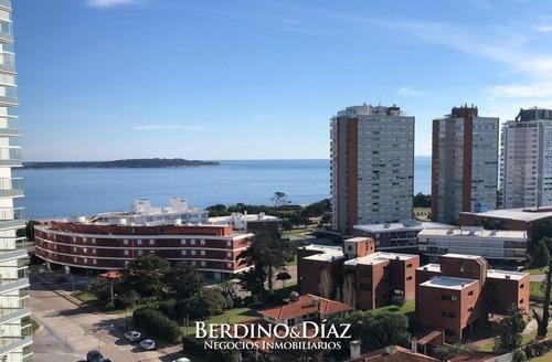 Apartamento En Miami Bvrd 2 Con Vista A La Mansa- Ref: 516