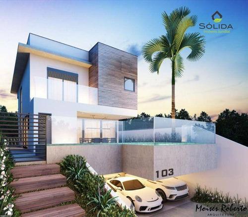 Imagem 1 de 22 de Casa Com 4 Dormitórios À Venda, 222 M² Por R$ 1.590.000,00 - Suru - Santana De Parnaíba/sp - Ca0575