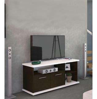 Mueble Rack Tv Chico Living Moderno 112 Cm Modular Promo
