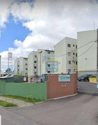 Imagem 1 de 15 de Apartamento Com 2 Dormitórios À Venda, 42 M² Por R$ 125.000,00 - Cidade Industrial - Curitiba/pr - Ap0546