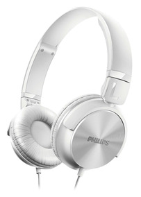 Fone De Ouvido Philips Branco Shl3060