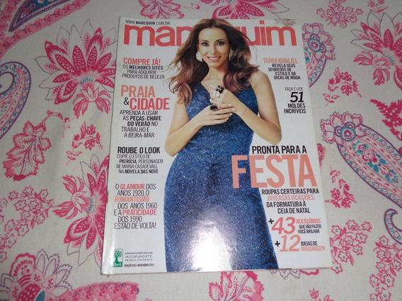 Revista Manequim Tânia Khalill
