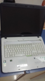 Notebook Acer Aspire 7520 5433 Peças