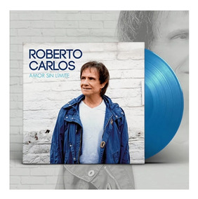 Lp Vinil Roberto Carlos Amor Sin Limite Novo Lacrado