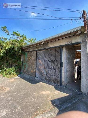 Imagem 1 de 27 de Chácara À Venda, 863 M² Por R$ 700.000,00 - Jardim Maria Rita - São Paulo/sp - Ch0083