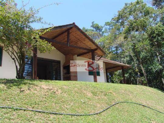 Sítio Com 4 Dormitórios À Venda, 40000 M² Por R$ 750.000 - Vila Nadia - Tapiraí/sp - Si0028