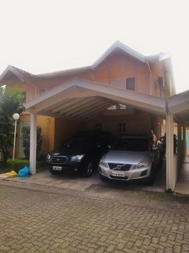 Imagem 1 de 30 de Casa Com 3 Dormitórios À Venda, 211 M² Por R$ 750.000,00 - Villagio De Lucca - Cotia/sp - Ca4132
