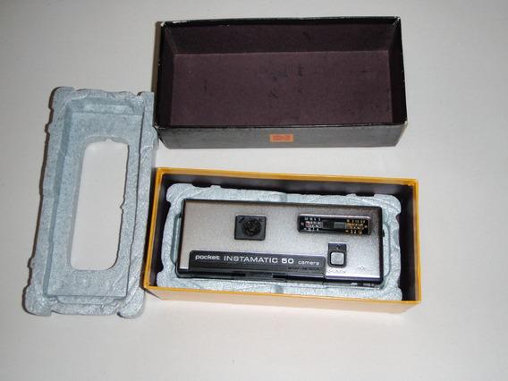 Camara Kodak Pocket Instamatic
