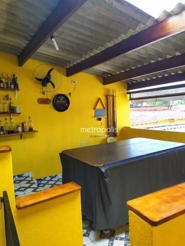 Casa Com 3 Dormitórios À Venda, 125 M² Por R$ 375.000,00 - Jardim Cristiane - Santo André/sp - Ca0916