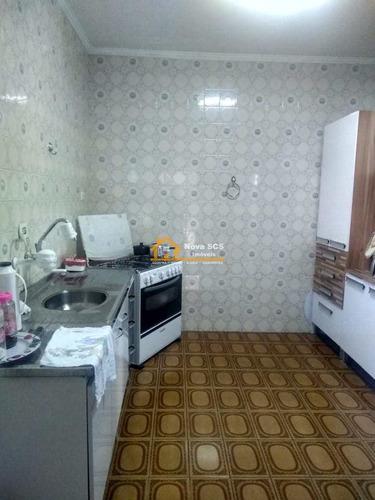 Sobrado Com 2 Dorms, Nova Gerty, São Caetano Do Sul - R$ 380 Mil, Cod: 531 - V531