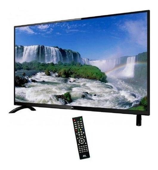 Televisão Digital E Monitor Mtek 24 Polegadas Led Full Hd