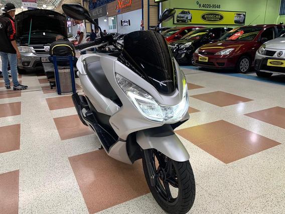 Honda Pcx Unico Dono Km Baixa Financiamento 100%