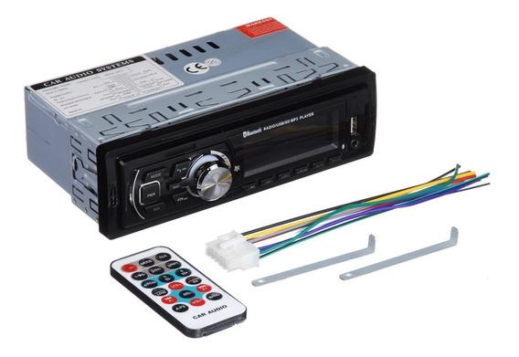 Stereo Auto Bluetooth Usb Sd Aux Estereo Radio Manos Libres