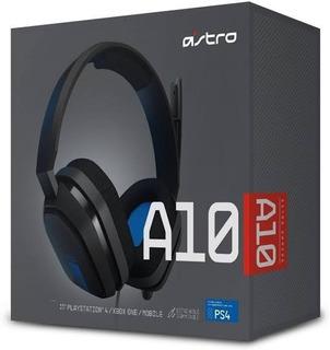 Audifonos Gamer Ps4 Astro A10 + Envio Gratis Msi
