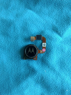 Sensor De Huella De Moto E5 Play