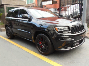 Jeep Grand Cherokee Srt-8 2016 Factura Original Impecable