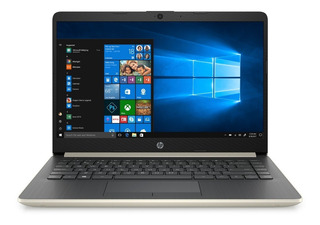 Notebook Hp 14 Ryzen 3200u 2.6ghz 4gb Ssd 128gb Hdmi Win10