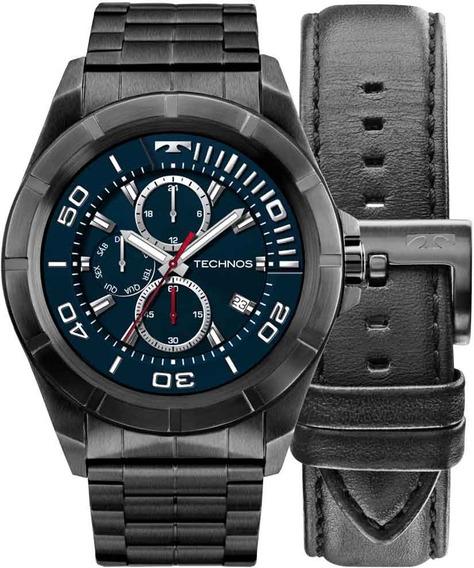 Relógio Technos Masculino Connect Srac/4p *bluetooth
