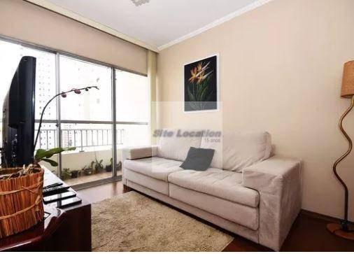 93726 * Apartamento Com 64m² No Brooklin! - Ap2405