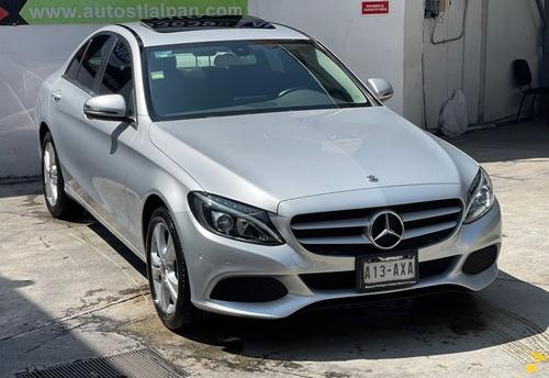 Imagen 1 de 15 de Mercedes-benz Clase C 2018 2.0 200 Cgi Exclusive At