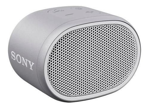Parlante Sony Extra Bass SRS-XB01 portátil con bluetooth  blanco
