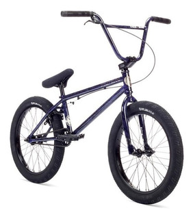 Bicicleta Bmx Stolen Heist 2019 ¡violeta Camo! Cub Anchas