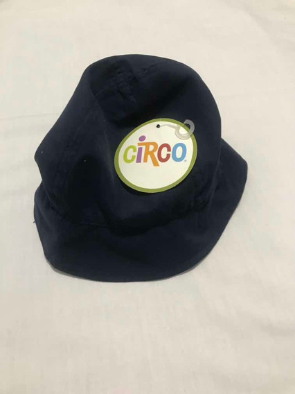 Gorro Bucket Circo T. 18 Mes No Cheeky No Mimo No Grisino