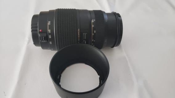 Lente Promaster 70-300mm 1:4-5.6 Tele-macro(1:2) Para Canon