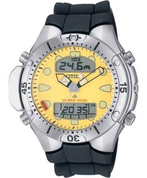 Relógio Citizen Aqualand Jp1060-01x Tz10128y + Nfe +garantia