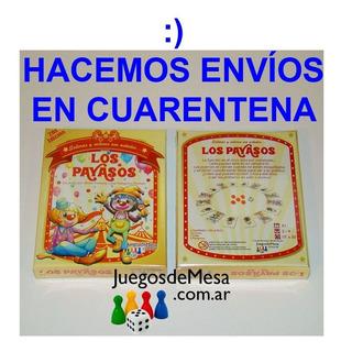 Los Payasos - Juego De Mesa Familiar De Estrategia, Novedad!