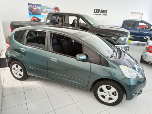 Honda Fit Lx 1.4 Manual Gnc 5ta Año 2011 Con 144.000kms