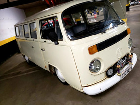 Volkswagen Kombi Clipper T2 Bay Window Bus Ratlook Rodride