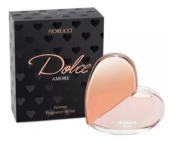 Dolce Amore - Perfume Feminino - Deo Colonia 90ml