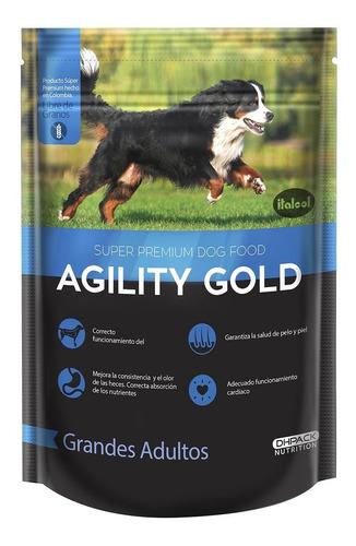 Alimento Para Perro -agility Gold Grandes Adultos 1,5 Kg