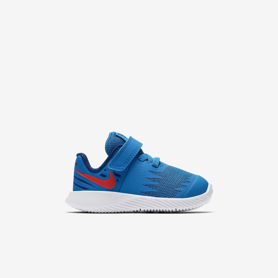 Tênis Nike Star Runner Td - Infantil 907255-408 Original