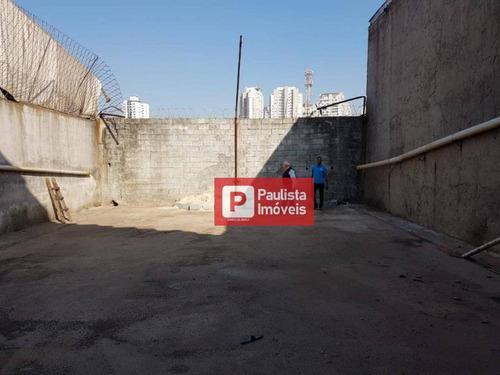Galpão À Venda, 1000 M² Por R$ 3.500.000,00 - Parque Da Mooca - São Paulo/sp - Ga0545