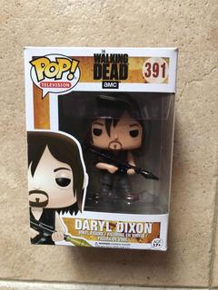 Funko Pop The Walking Dead Daryl Dixon Vinyl Figure 391