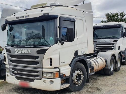Imagem 1 de 8 de Scania  P360 6x2 Opticruiser